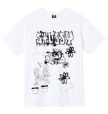 Stussy Stussy Bad Dream Tee White