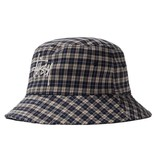 Stussy Stussy Basic Plaid Bucket Off White