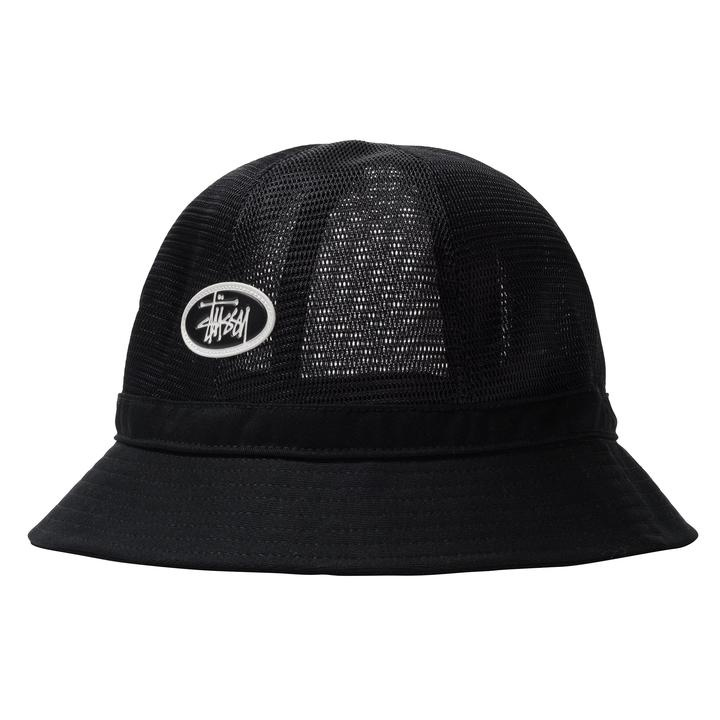 Stussy Stussy Crown Bell Bucket black