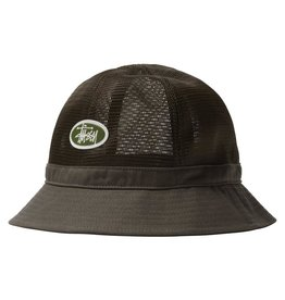 Stussy Stussy Crown Bell  Bucket Olive