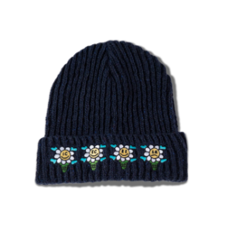 Icecream Icecream Speck knit Beanie Blue