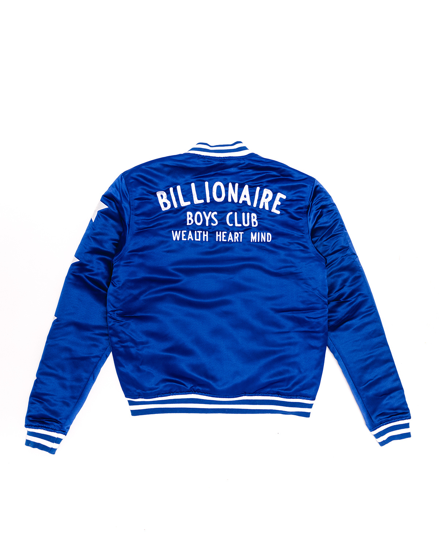 BBC BBC BB WHM Jacket Blue