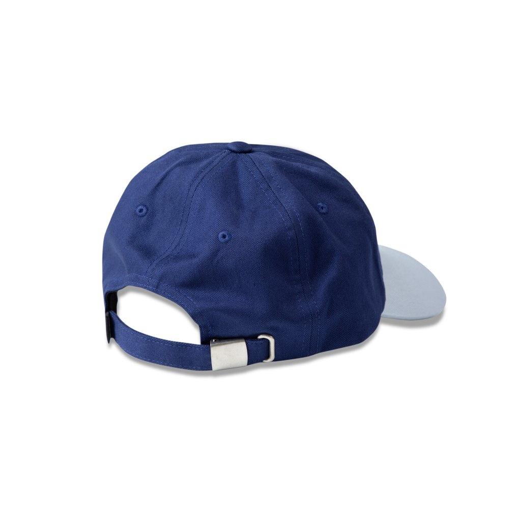 BBC BBC BB tone Twill Hat Blue