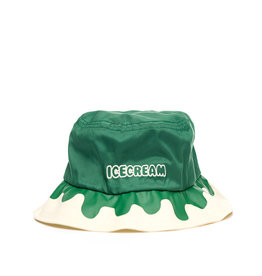 Icecream Icecream Sundae Bucket Pine  Green