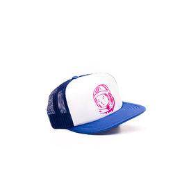 BBC BBC BB Helmet Trucker Hat Blue