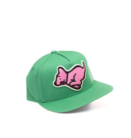 Icecream Icecream Martin Snapback Pine Green