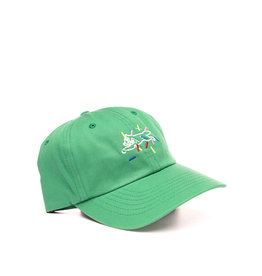 Icecream Icecream Aston Dad Hat Pine Green