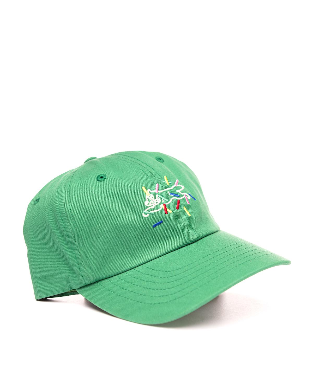 Icecream Icecream Aston Dad Hat Pine Green