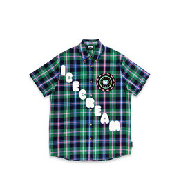 Icecream Icecream Preston Woven Button Up Plaid