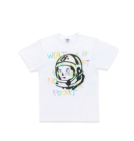 BBC BB Colors SS Tee White