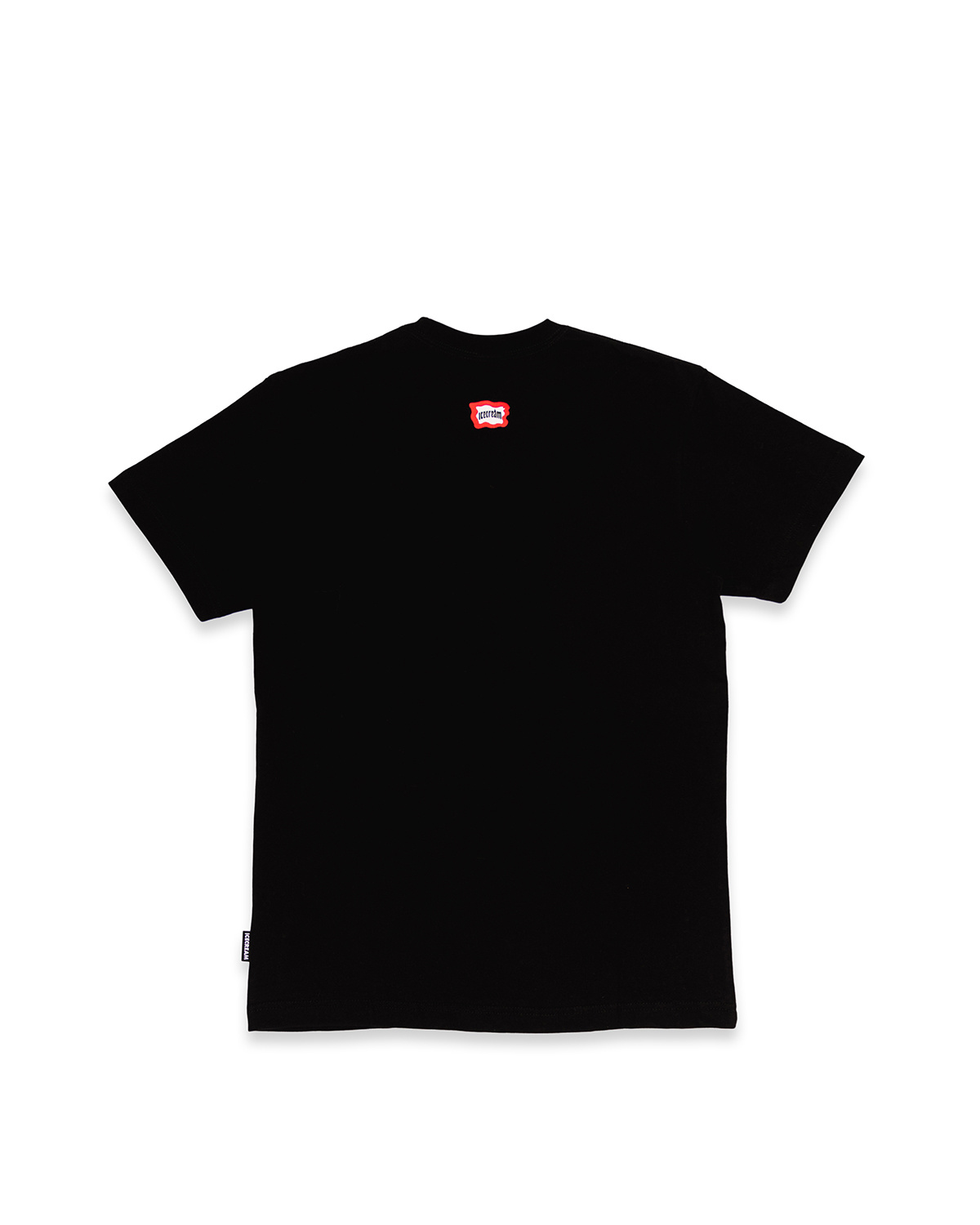 Icecream Icecream Vanilla Tee Black