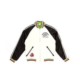 BBC BBC BB Momento Reversible Jacket  White/ Green