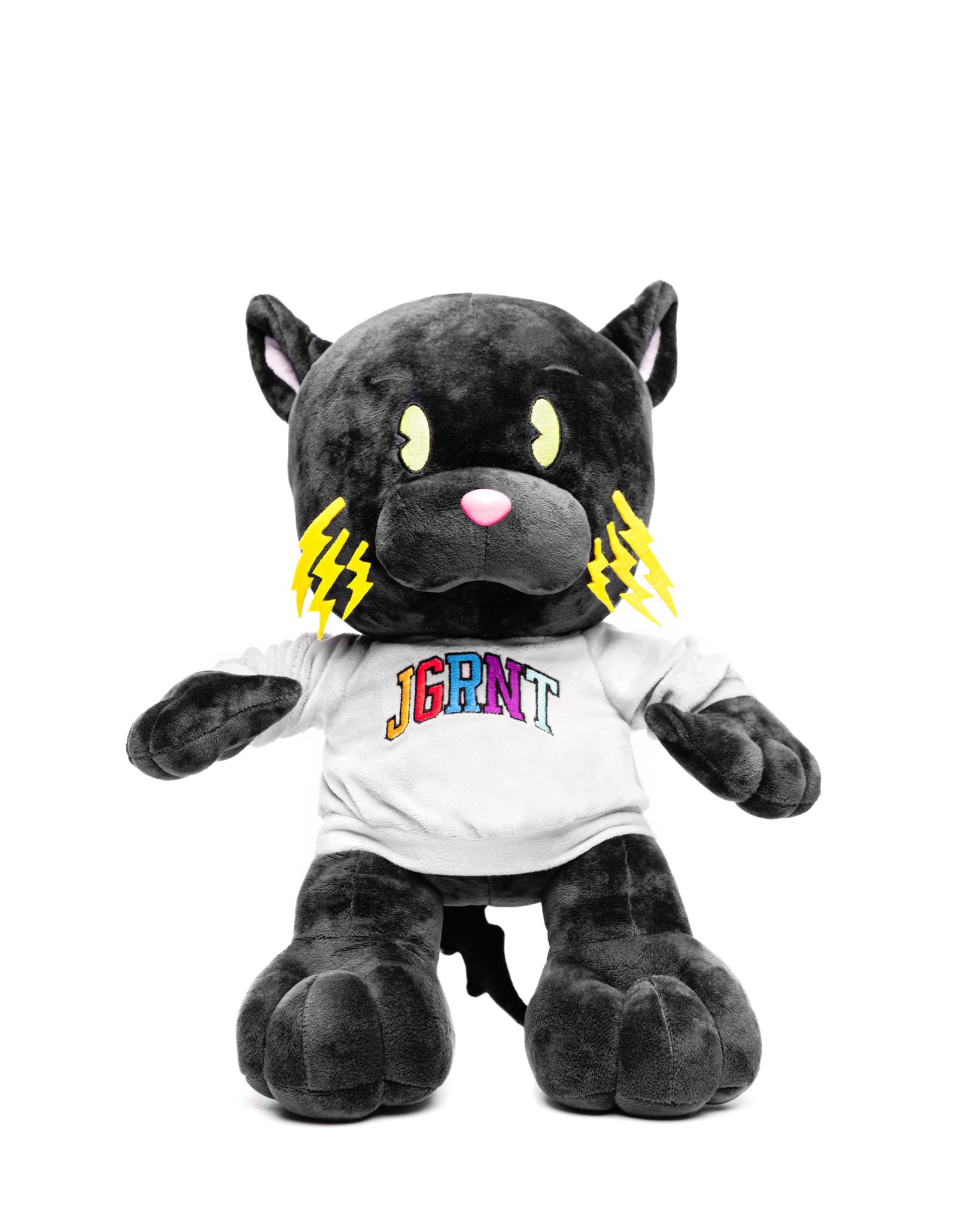 Jugrnaut Jugrnaut Lil Panthro Plush Black