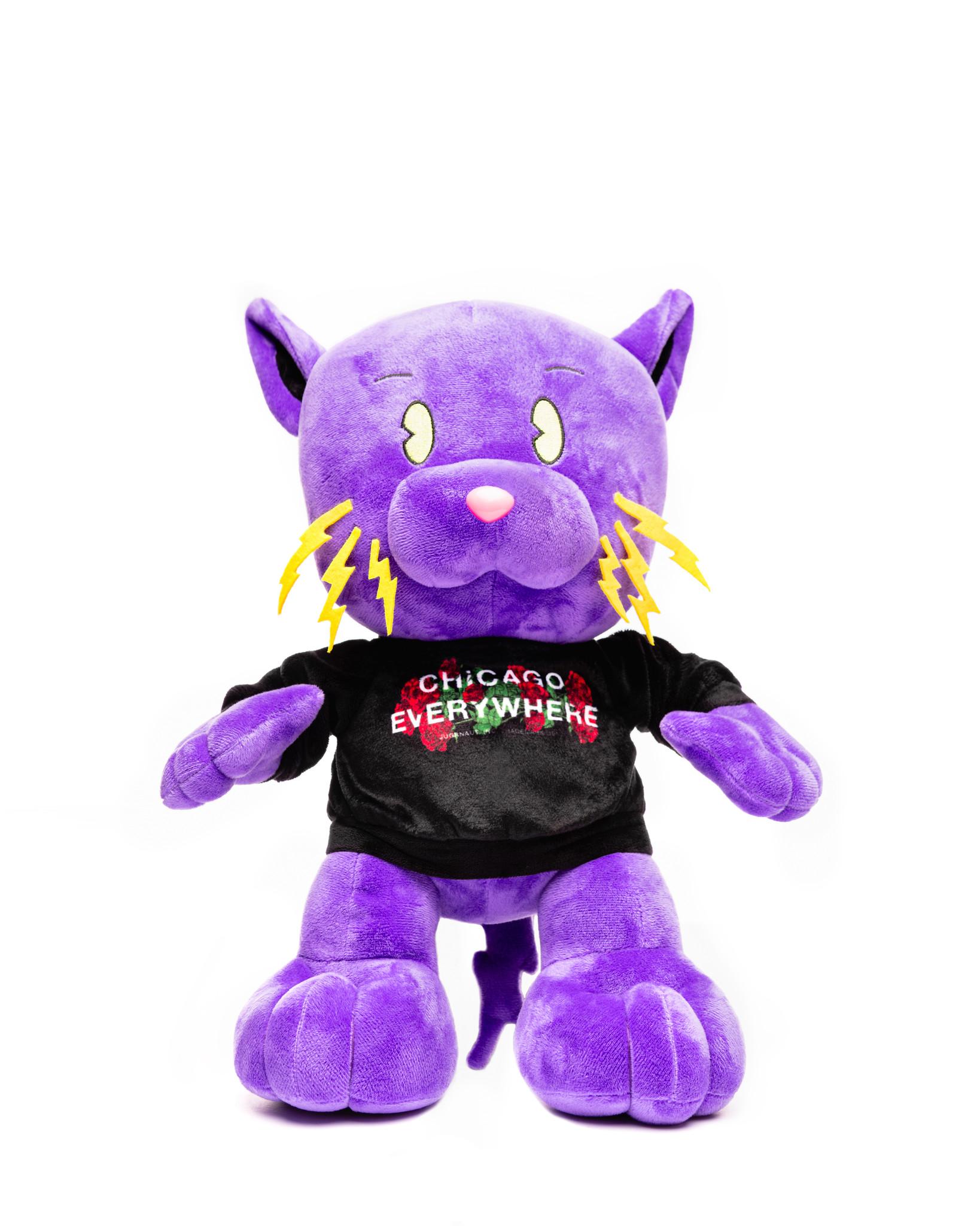 Jugrnaut Jugrnaut Lil Panthro Plush Purple