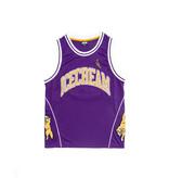 Icecream Icecream Shot Clock Basketball Tank Purple