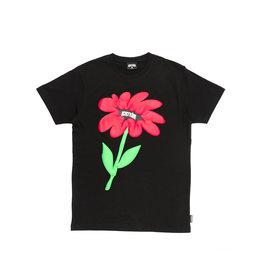 Icecream Icecream Flower Tee Black