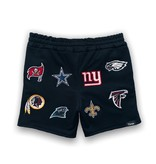 Panels Panels Vintage 90's NFC Football patch shorts hand made. One of one  size Large