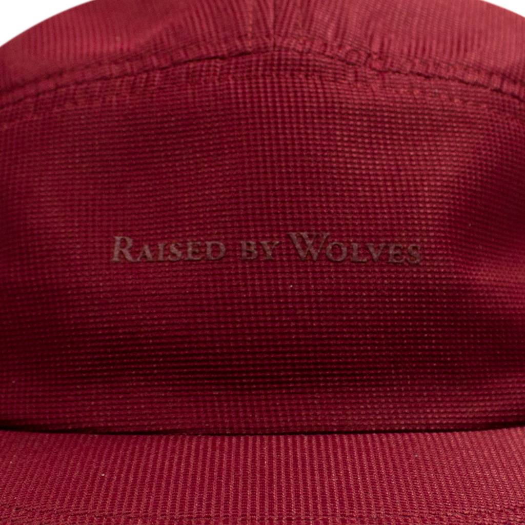 Raised By Wolves Raised by Wolves Bailey Camp Cap Wine
