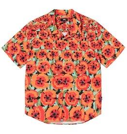 Stussy Stussy Poppy Shirt Orange