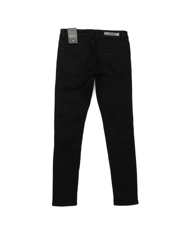 Embellish Denim Embellish Spencer Black Jeans