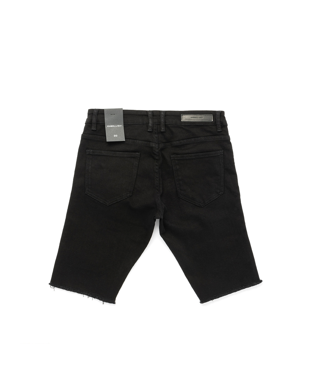 Embellish Denim Embellish Spencer Shorts Black