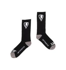 Jugrnaut Jugrnaut Shield Socks Black