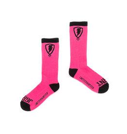 Jugrnaut Jugrnaut Shield  Socks Pink
