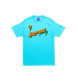 Jugrnaut Jugrnaut Bold Cold Tee Lagoon Blue