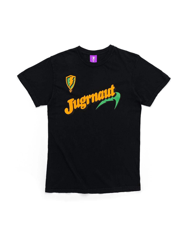 Jugrnaut Jugrnaut Bold Cold Tee Black