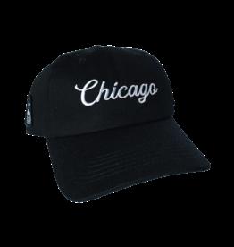 Panels Panels Chicago Cap Black