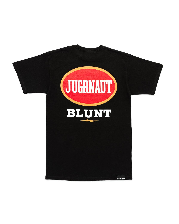 Jugrnaut Jugrnaut Blunt Tee Black