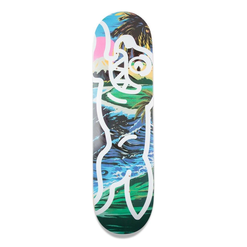 Icecream Icecream Sunset Skate Deck Hawaiian