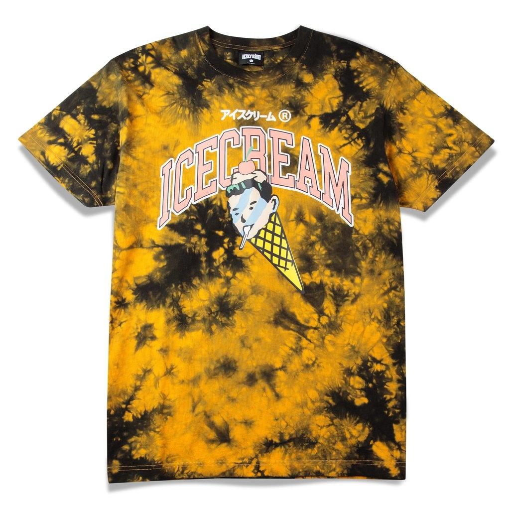 Icecream Icecream Spoon Fed SS Knit Golden Yellow