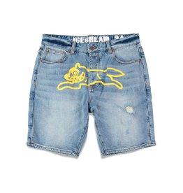 Icecream Ice Cream Yellow Jean Short Light Blue Jean