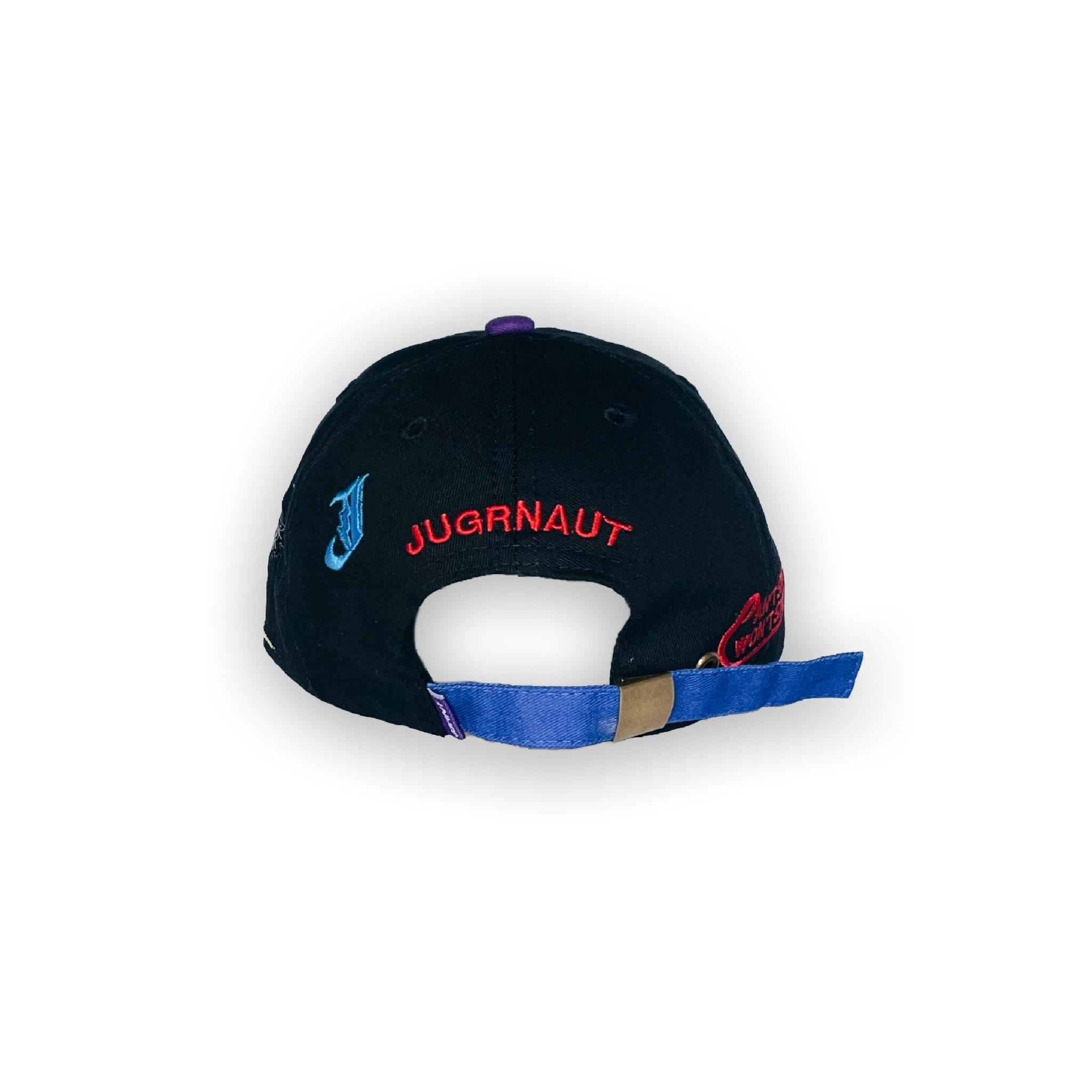 Jugrnaut Jugrnaut Logo Family Cap Black