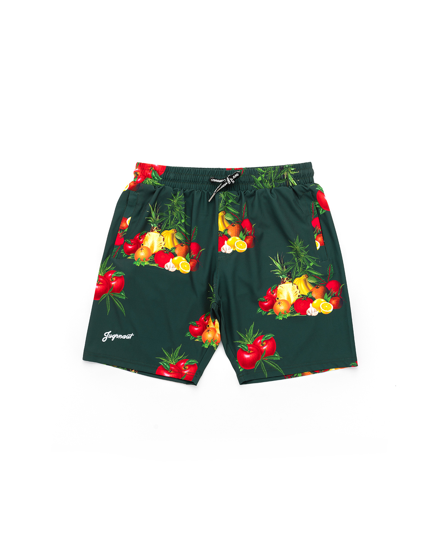 Jugrnaut Jugrnaut Fresh Produce Shorts Forest