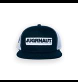 Jugrnaut Jugrnaut Embroidery Trucker Black/White