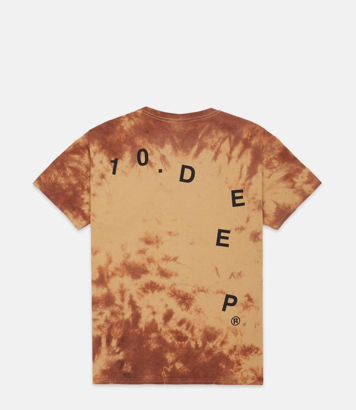 10 Deep 10 Deep Duality Tie Dye Tee