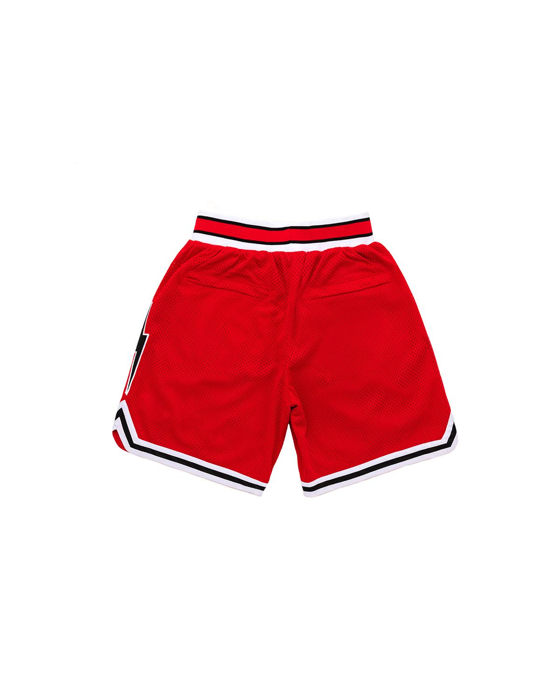 Jugrnaut Jugrnaut Panthro Shorts Red