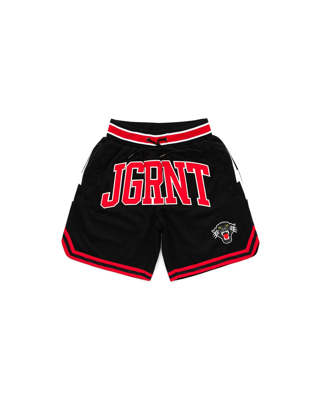 Jugrnaut Jugrnaut Panthro Shorts Black