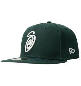 Stussy Stussy Curly New Era 59Fifty Forest