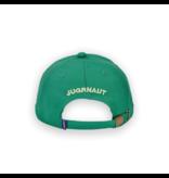 Jugrnaut Jugrnaut Campus Logo Felt Cap Green