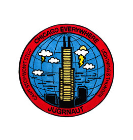Jugrnaut Jugrnaut Sears for Ever Rug 35x35 inches
