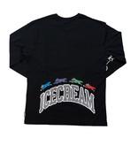 Icecream Icecream Limits L/S Knit Black