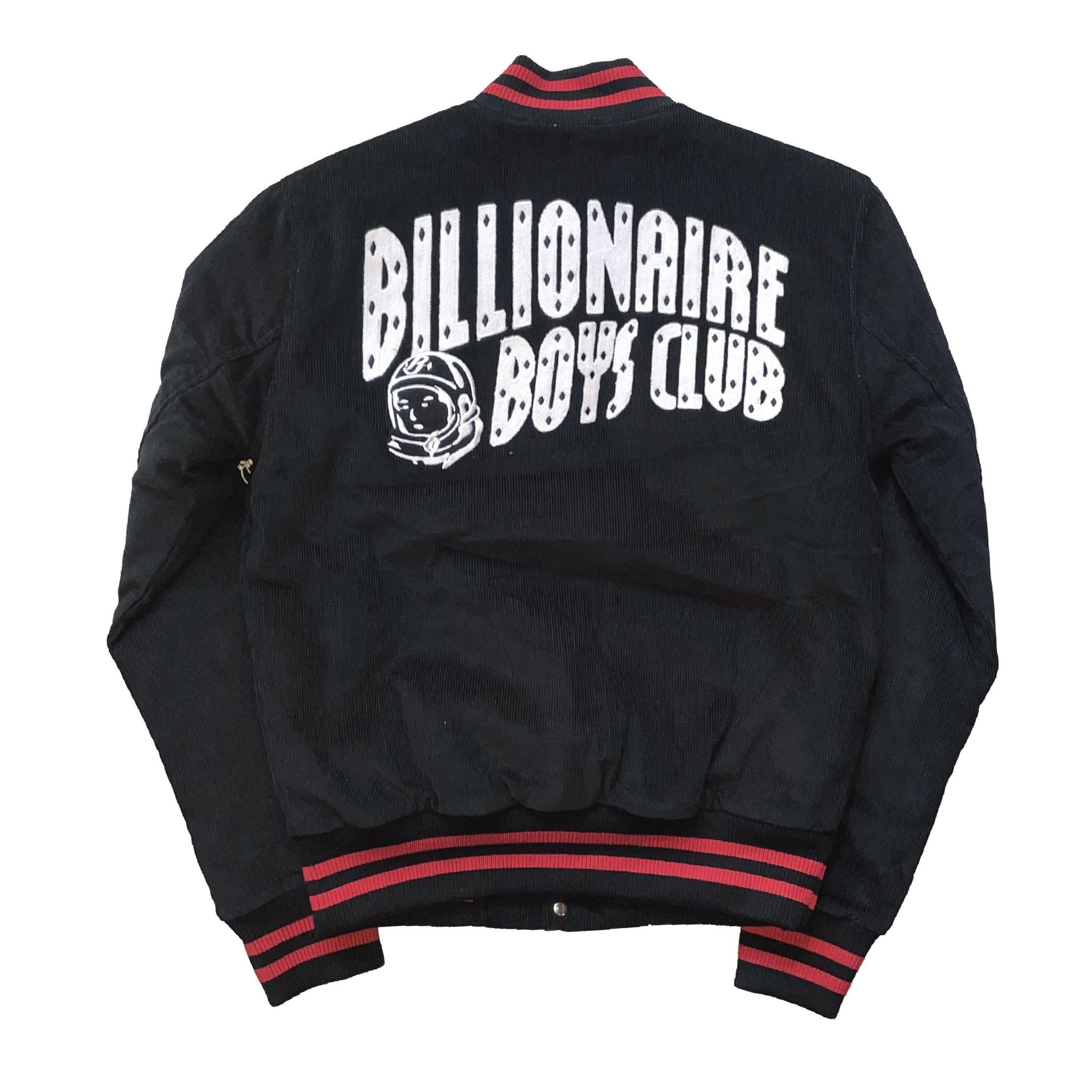 BBC BBC BB Monies Jacket Black