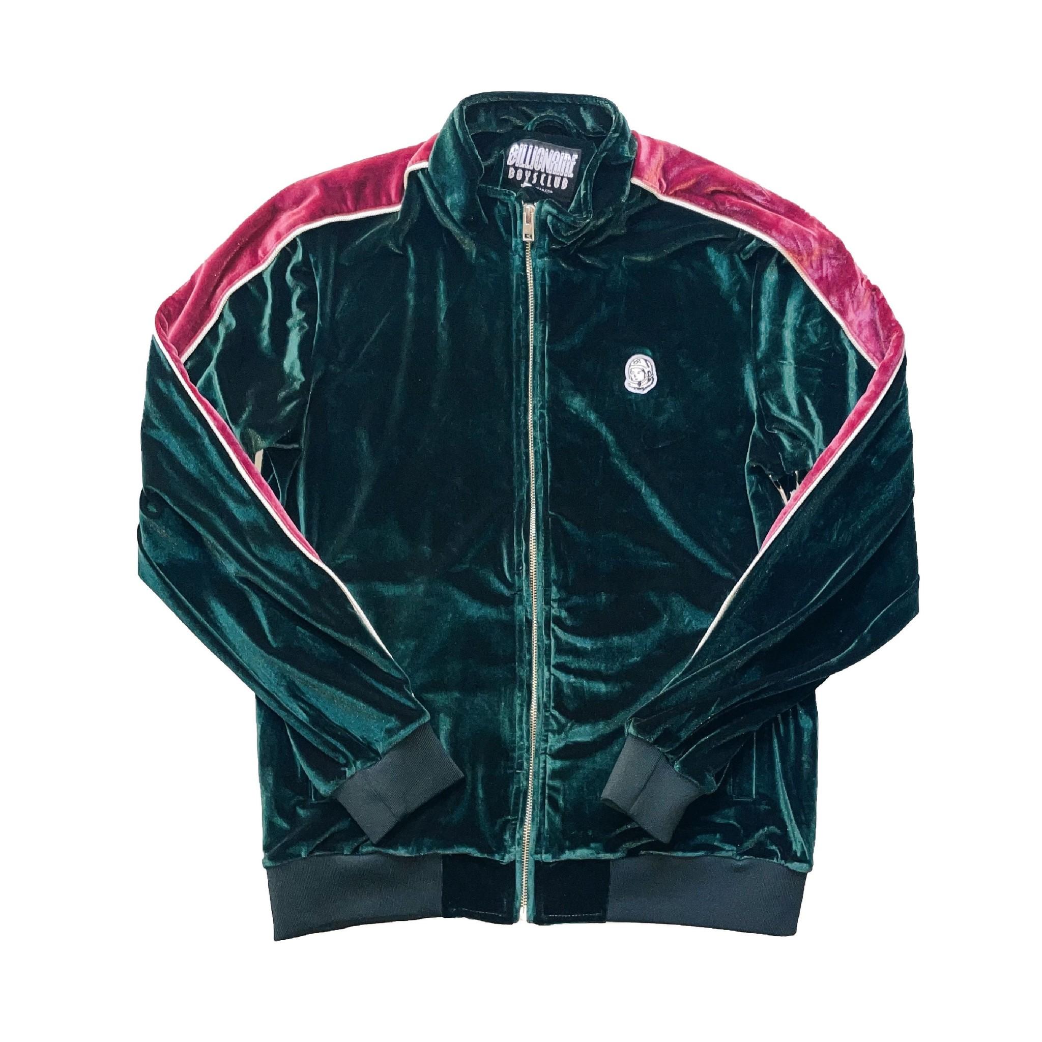 BBC BBC BB Flight Jacket Mint Green