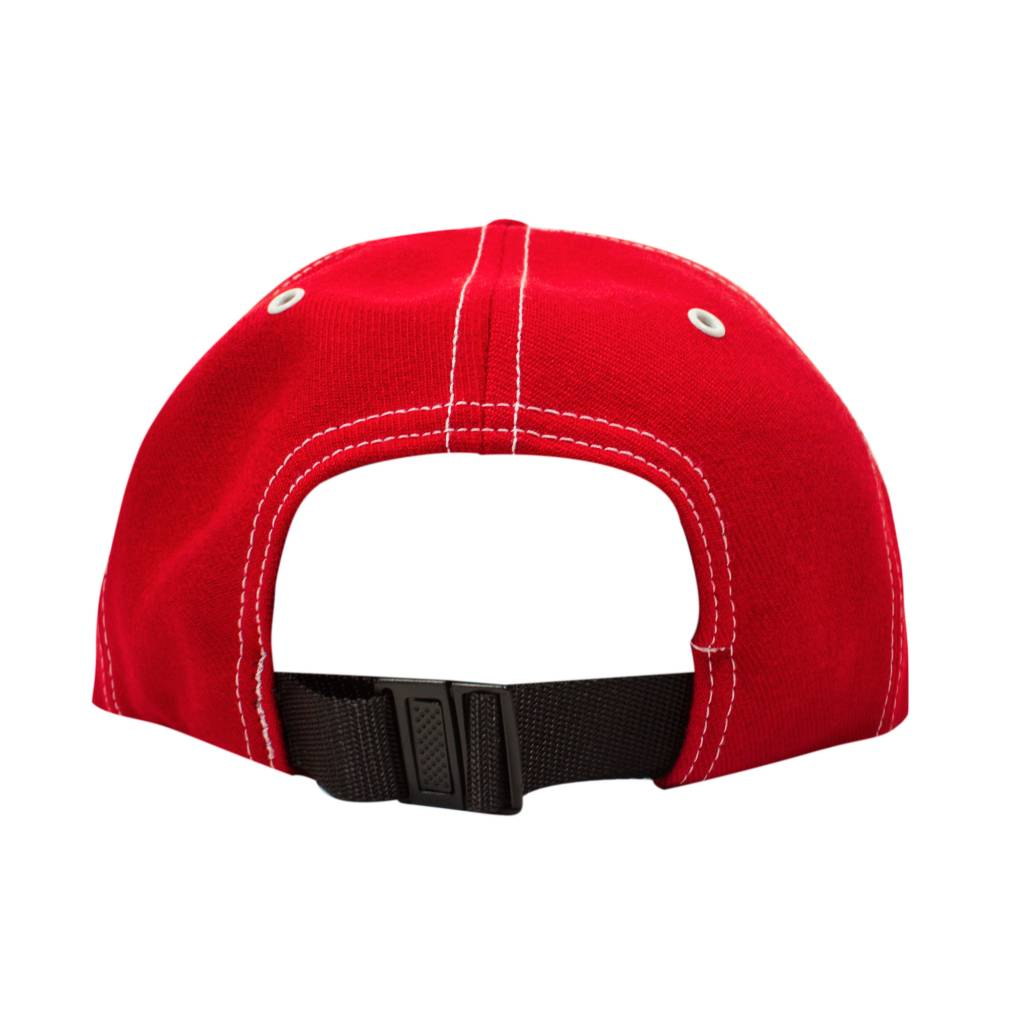 Raised By Wolves Raised by Wolves Jarry Polo Cap Red