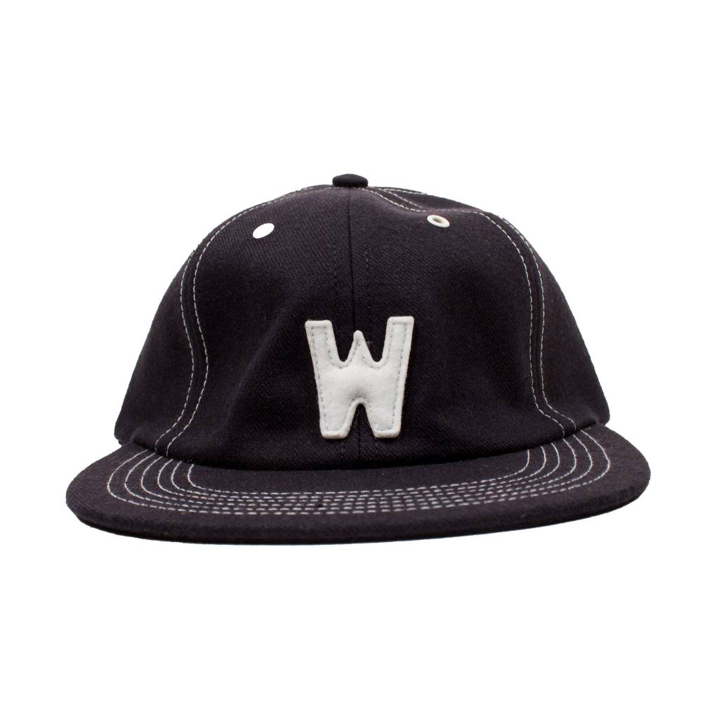 Raised By Wolves Raised by Wolves Jarry Polo Cap Black