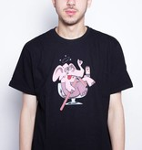 Raised By Wolves Raised By Wolves Elephant Tee Black