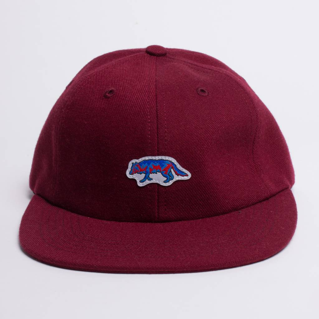 Raised By Wolves Raised By Wolves Geowulf Cap Red